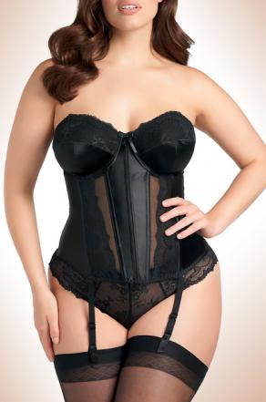 Dénichez une lingerie sexy grande taille qualitative