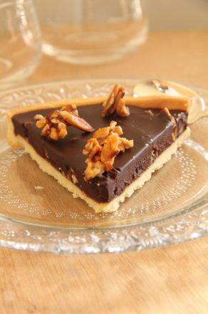 Comment faire une ganache au chocolat ?
