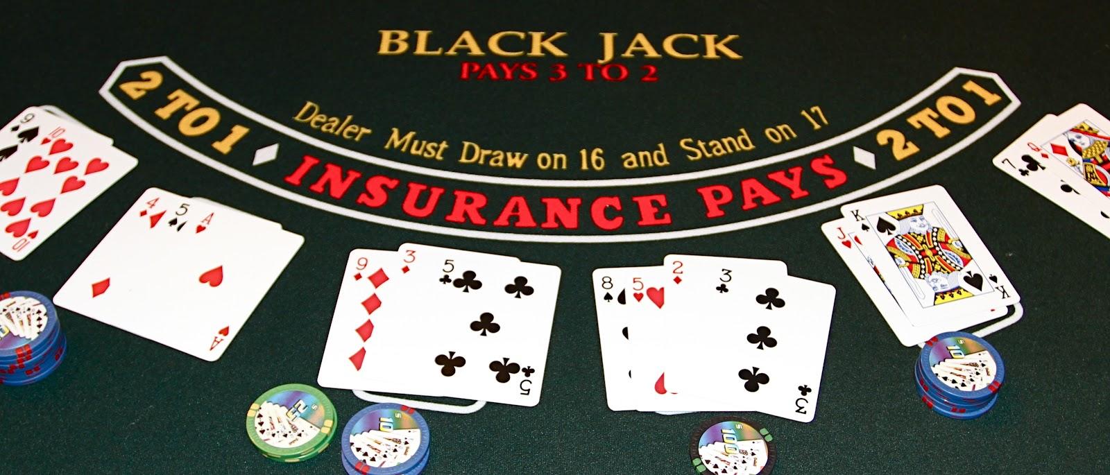 Blackjack en ligne : jouer comme au casino