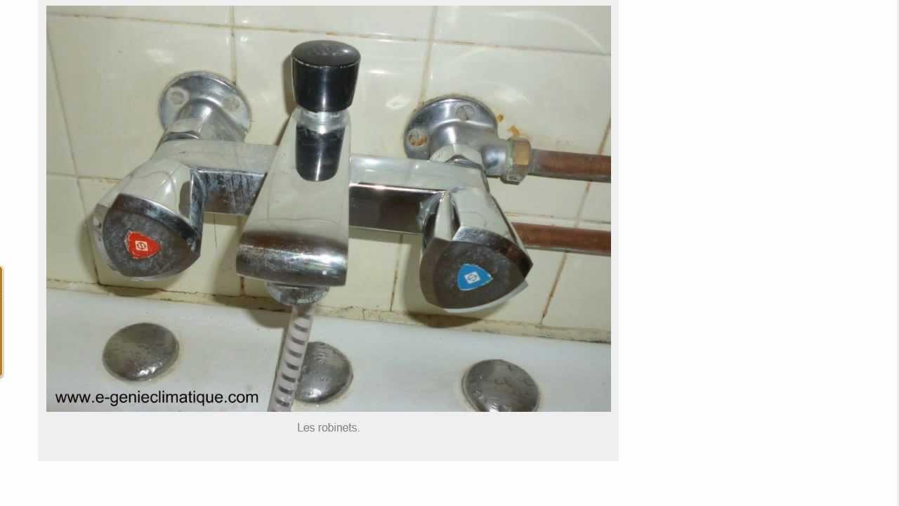 Comment changer un robinet thermostatique - Comment changer un robinet thermostatique ...